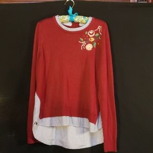 crown & ivy Sweater